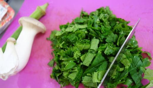 【葉を食べよう】ゴーヤの葉お好み焼きは苦味が癖になる美味しさ。もはや葉物野菜。